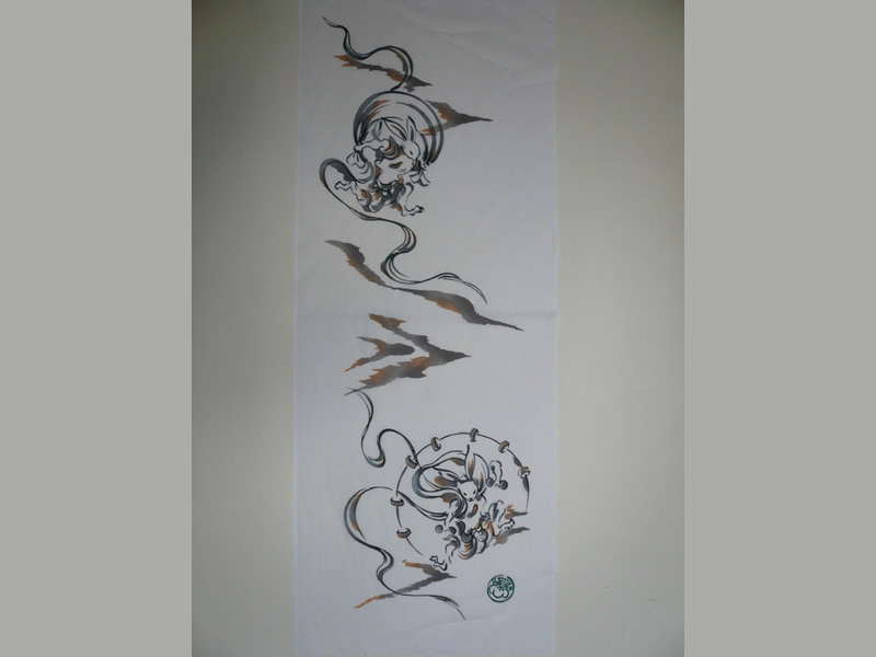 風兎雷兎の画像