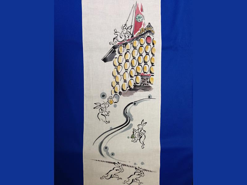 ノリ呑み兎(祇園祭ver.)の画像